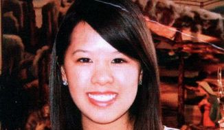 Nina Pham, 26, was the first person to contract Ebola within the United States caring for an infected patient.