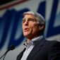 "U.S. Sen. Mark Udall, Colorado Democrat, went on the attack against election rival Republican Rep. Cory Gardner, claiming that Mr. Gardner ""voted for $800 billion in cuts to Medicare that went to tax cuts."" (Associated Press)"
