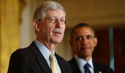 NIH Director Dr. Francis Collins told The Huffington Post that the country probably would have had a vaccine if not for budget cuts. (AP Photo/Charles Dharapak)