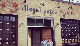 Illegal Pete's, a Colorado-based quick-service eatery known for its oversize burritos, is opening a restaurant in Fort Collins. (Illegal Pete's via Facebook)