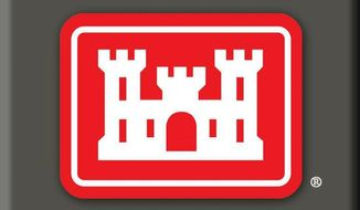 Army Corps of Engineers logo (Facebook)