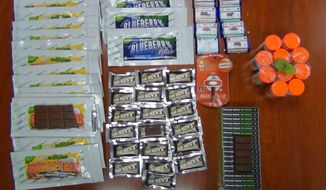 (Screen grab from http://pgpolice.blogspot.com/2014/10/pgpd-seizes-packages-of-marijuana.html)