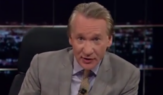 Bill Maher. (YouTube/RealTime) ** FILE **