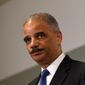 Eric Holder (Associated Press)