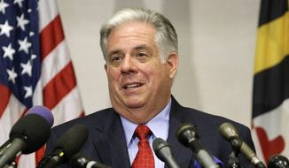 Maryland Gov. Larry Hogan (AP Photo/Patrick Semansky)