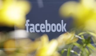 Facebook. (AP Photo/Paul Sakuma, File)