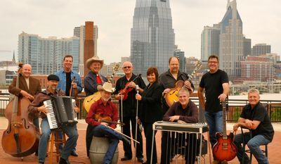 Vince Gill and The Time Jumpers bring the jam session to the Birchmere in Alexandria Nov. 23.