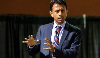 Louisiana Gov. Bobby Jindal (Associated Press) **FILE**