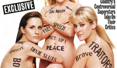 Dixie Chicks, Entertainment Weekly, May 2003