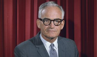 Barry Goldwater in 1965. (AP Photo)
