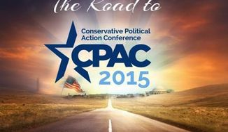 The countdown to CPAC 2015 has begun. (American Conservative Union)