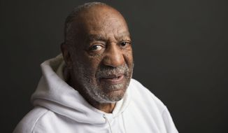 In this Nov. 18, 2013, file photo, actor-comedian Bill Cosby poses for a portrait in New York. NBC announced Wednesday, Nov. 19, that it has canceled plans for a family comedy starring Bill Cosby.  (Photo by Victoria Will/Invision/AP, File) **FILE**