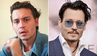 Johnny Depp has been adored since the 80's, during his role on the television series 21 Jump Street. At age 51, he remains one of Hollywood's biggest leading men.