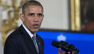 Earlier this week, President Obama made it clear that he will soon offer some form of limited amnesty to about five million foreign nationals. (AP Photo/Carolyn Kaster)
