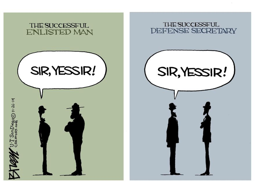 Illustration by Steve Breen for Creators Syndicate