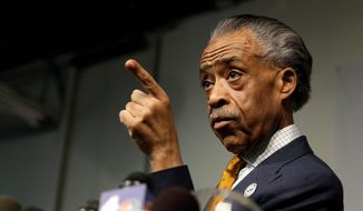 Al Sharpton (Associated Press)