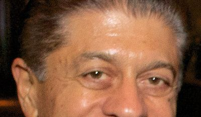 Judge Andrew Napolitano said Wednesday that he was shocked by a New York grand jury's decision not to indict the police officer who killed Eric Garner, arguing that NYPD Officer Daniel Pantaleo should be charged for criminally negligent homicide. (Wikipedia)