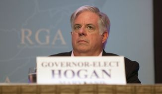 Maryland Gov.-elect Larry Hogan vowed to roll back proposed regulations that would limit phosphorus runoff from farms, siding with Eastern Shore farmers who rely on phosphorus-rich chicken manure for fertilizer. (Associated Press)