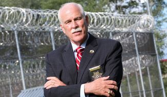 Led by Sheriff Thomas M. Hodgson, 50 sheriffs from around the nation head for Congress to warn of porous U.S. borders and the risks of amnesty.