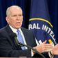 """CIA Director John O. Brennan avoided the word """"torture"""" in relation to CIA interrogation methods, saying he would """"leave to others how they  label those activities."""" (associated press)"""