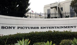 This Dec. 2, 2014, file photo shows Sony Pictures Entertainment headquarters in Culver City, Calif. (AP Photo/Nick Ut, File)