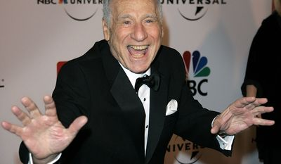 Actor, director and comedian Mel Brooks attended the Army Specialized Training Program conducted at the Virginia Military Institute, and served in the United States Army as a corporal in the 1104 Engineer Combat Battalion, 78th Infantry Division defusing land mines during World War II. Golden Globes nominee Mel Brooks arrives for the NBC Universal/Focus Features after-party following the 63rd Annual Golden Globe Awards on Monday, Jan. 16, 2006, in Beverly Hills, Calif. (AP Photo/Mark J. Terrill)