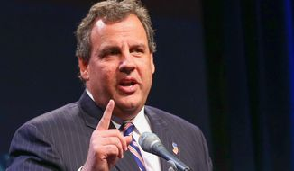 SPAN OF TIME: New Jersey Gov. Chris Christie was damaged politically by the Bridgegate scandal, even though no investigators have directly linked him. (Associated Press)