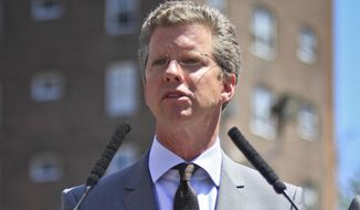 Housing and Urban Development Secretary Shaun Donovan.  (AP Photo/Bebeto Matthews)