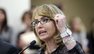Americans for Responsible Solutions PAC, the group founded by gunshot victim and former U.S. Rep. Gabrielle Giffords of Arizona, sent an email to supporters soliciting cash and guidance on how to advance its cause in the wake of repeated legislative and election defeats. (Associated Press)