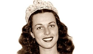 Bess Myerson, Miss America 1945             Associated Press photo
