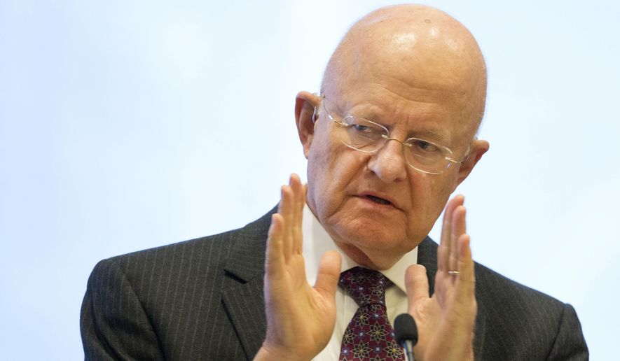 James R. Clapper (Associated Press/File)