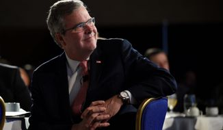 scion: The realities of social media and online fundraising were not nearly as prevalent for former Florida Gov. Jeb Bush's brother George. (Associated Press)