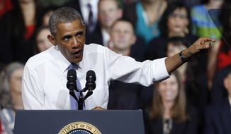 Republicans in Congress are rushing their own end-of-February deadline to try to halt President Obama's amnesty program. But with Mr. Obama holding veto power, it's more likely his policy gets decided in the courts, and the Texas case is one of several where the president's amnesty is under scrutiny. (Associated Press)