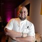 "Chef Duff Goldman of ""Ace of Cakes"" is taking away financial incentives that he says have made competitive cooking programs ""TV-ified."" ""Cake decorators care about their art. It's more about the art than it is about winning a big check,"" he said. (Associated Press)"