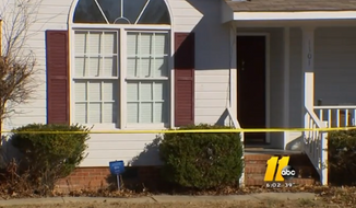 Zia Segule, 28, was shot in the chest Friday morning after his wife, 27-year-old Tiffany Segule, mistook him for an intruder while he was trying to surprise her with breakfast in bed. (WTVD)