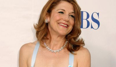 """Actress Victoria Clark will star in a new production of """"Gigi"""" at the Kennedy Center in Washington, D.C.  (AP Photo/Tina Fineberg, File)"""