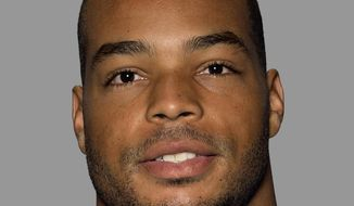 This is a 2014, file photo of Josh McNary of the Indianapolis Colts NFL football team. Prosecutors in Indianapolis have filed charges of rape, criminal confinement with bodily injury and battery resulting in bodily injury against McNary. Peg McLeish, a spokeswoman in the city prosecutor's office, confirmed Wednesday, Jan. 14, 2015, that the charges were filed. No details were released. (AP Photo/File)
