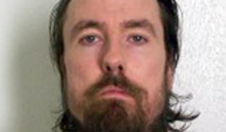 This undated photo provided by the Arkansas Department of Correction shows prison inmate Gregory Holt. (AP Photo/Arkansas Department of Correction)