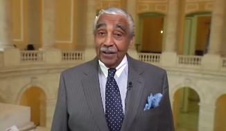 Two years of free community college is crucial for the security of the United States, according to Rep. Charles Rangel. (YouTube/TellDCVideo)