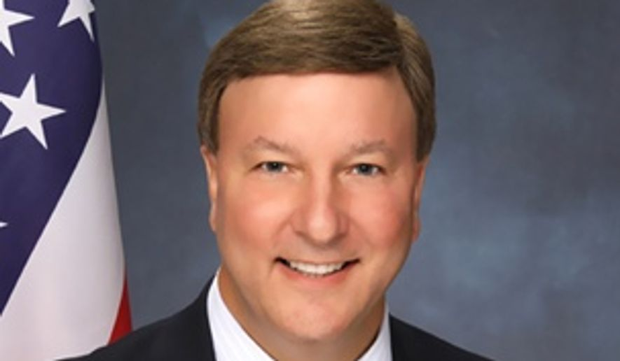 Mike Rogers, Alabama Republican. (Screen grab from http://mikerogers.house.gov/)