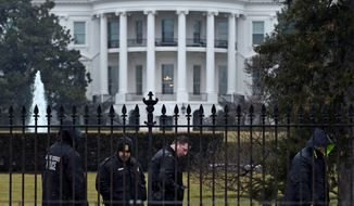 An unmanned aerial drone, was found on the White House grounds during the middle of the night while President Obama and the first lady were in India, but his spokesman said that it posed no threat. (Associated Press photographs)