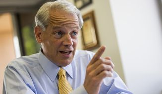 Rep. Steve Israel of New York, who headed up House Democrats' campaign operation last year and now runs the Policy and Communications Committee, said Tuesday that his party had quickly regained its footing after taking a beating in the November elections. (Associated Press)