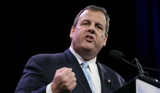 "New Jersey Gov. Chris Christie was not always a top advocate for legalized sports betting, but had a change of heart last year after four Atlantic City casinos closed, including the Revel, which opened just two years earlier in a move the Republican governor had hoped would be a ""turning point"" for the struggling city. (Associated Press)"