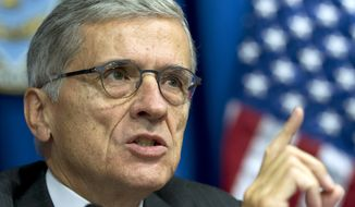 Federal Communications Commission (FCC) Chairman Tom Wheeler. ( AP Photo/Jose Luis Magana, File)