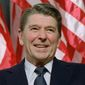 Former President Ronald Reagan. (Associated Press)