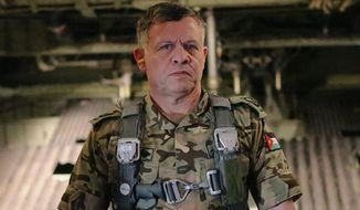 Jordan's King Abdullah II. (Image: Facebook, The Royal Hashemite Court)