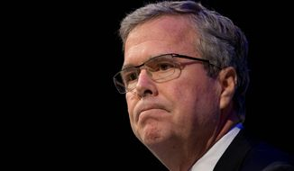 Former Florida Gov. Jeb Bush released a flood of emails Tuesday from his time in office, saying he wanted to make a statement on transparency. (Associated Press)