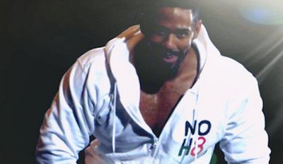 """Professional wrestler Darren Young tweeted criticism of the WWE's upcoming tour stops in Abu Dhabi, declaring """"the struggle is real"""" to be openly gay in entertainment sports (Twitter/@DarrenYoungWWE)"""