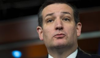 Sen. Ted Cruz has become best known for his attempts to defund the Affordable Care Act. (Associated Press)