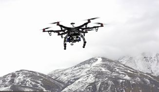 "Industry leaders fear that drone regulations proposed by the Federal Aviation Administration may be too restrictive and might limit commercial usage. ""It really is so far behind where other countries are. ... It's not progressive enough,"" said Michael Drobac, executive director of the Small Unmanned Aerial Vehicle Coalition. (Associated Press)"